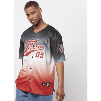 T-shirt με κοντά μανίκια Fubu Maillot Varsity Baseball