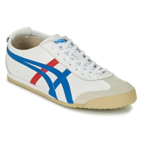 Παπούτσια Χαμηλά Sneakers Onitsuka Tiger MEXICO 66 Άσπρο / Μπλέ / Red
