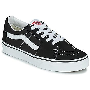 Παπούτσια Χαμηλά Sneakers Vans SK8-LOW Black / Άσπρο