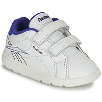 Παπούτσια Αγόρι Χαμηλά Sneakers Reebok Classic RBK ROYAL COMPLETE Άσπρο / Μπλέ