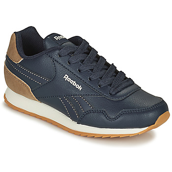 Παπούτσια Παιδί Χαμηλά Sneakers Reebok Classic REEBOK ROYAL CLJOG Marine / Brown