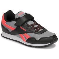 Παπούτσια Αγόρι Χαμηλά Sneakers Reebok Classic REEBOK ROYAL CLJOG Black / Red