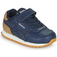 Παπούτσια Αγόρι Χαμηλά Sneakers Reebok Classic REEBOK ROYAL CLJOG Marine / Brown