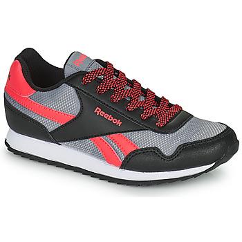 Παπούτσια Παιδί Χαμηλά Sneakers Reebok Classic REEBOK ROYAL CLJOG Black / Red