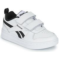 Παπούτσια Παιδί Χαμηλά Sneakers Reebok Classic REEBOK ROYAL PRIME Άσπρο / Black