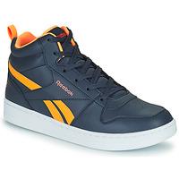 Παπούτσια Παιδί Ψηλά Sneakers Reebok Classic REEBOK ROYAL PRIME Marine / Orange