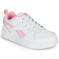 Παπούτσια Κορίτσι Χαμηλά Sneakers Reebok Classic REEBOK ROYAL PRIME Άσπρο / Ροζ