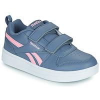 Παπούτσια Κορίτσι Χαμηλά Sneakers Reebok Classic REEBOK ROYAL PRIME Marine / Ροζ
