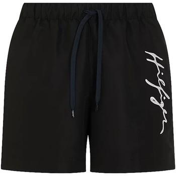 Υφασμάτινα Άνδρας Μαγιώ / shorts για την παραλία Tommy Hilfiger UM0UM02060 Nero