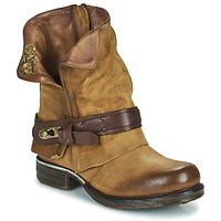 Παπούτσια Γυναίκα Μπότες Airstep / A.S.98 SAINT BIKE Camel