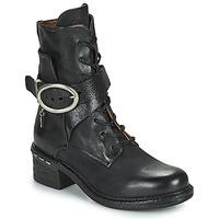 Παπούτσια Γυναίκα Μποτίνια Airstep / A.S.98 NOVASUPER LACE Black