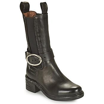 Παπούτσια Γυναίκα Μποτίνια Airstep / A.S.98 NOVASUPER CHELS Black