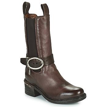 Παπούτσια Γυναίκα Μποτίνια Airstep / A.S.98 NOVASUPER CHELS Brown