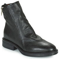 Παπούτσια Γυναίκα Μπότες Airstep / A.S.98 FLOWER ZIP Black