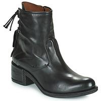 Παπούτσια Γυναίκα Μπότες Airstep / A.S.98 OPEA LACE Black