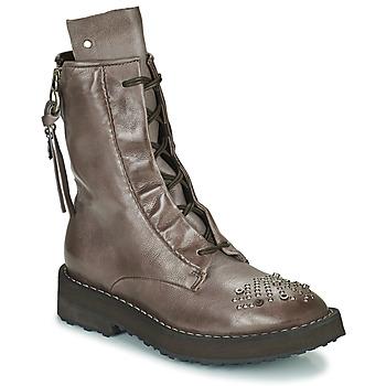Παπούτσια Γυναίκα Μπότες Airstep / A.S.98 CHIMICA Brown