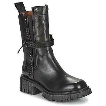 Παπούτσια Γυναίκα Μπότες Airstep / A.S.98 HELL STUD Black
