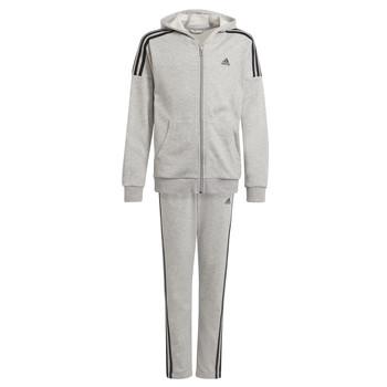 Υφασμάτινα Αγόρι Σετ από φόρμες adidas Performance JULIA Grey
