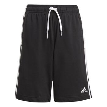 Υφασμάτινα Αγόρι Σόρτς / Βερμούδες adidas Performance CLAKIA Black