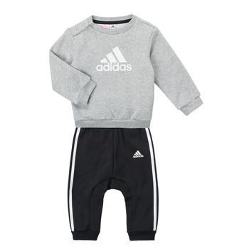 Υφασμάτινα Αγόρι Σετ adidas Performance SONIA Grey / Black