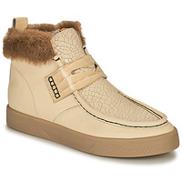 Παπούτσια Γυναίκα Ψηλά Sneakers Mam'Zelle AMOR Άσπρο