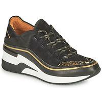 Παπούτσια Γυναίκα Χαμηλά Sneakers Mam'Zelle VANIO Black