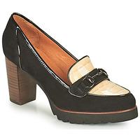 Παπούτσια Γυναίκα Γόβες Mam'Zelle URBANO Black / Άσπρο