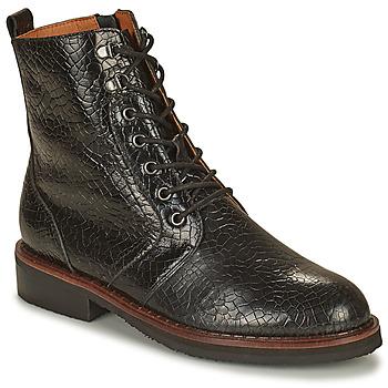 Παπούτσια Γυναίκα Μπότες Mam'Zelle JILA Black