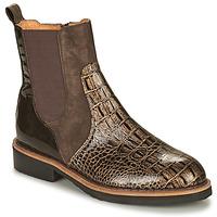 Παπούτσια Γυναίκα Μπότες Mam'Zelle JUDE Brown