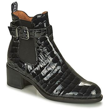 Παπούτσια Γυναίκα Μπότες Mam'Zelle LOPEZ Black