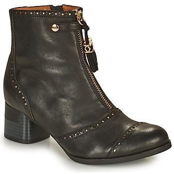 Παπούτσια Γυναίκα Μποτίνια Mam'Zelle MALO Black