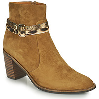 Παπούτσια Γυναίκα Μποτίνια Mam'Zelle NESSY Camel