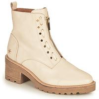 Παπούτσια Γυναίκα Μπότες Mam'Zelle QUITO Άσπρο