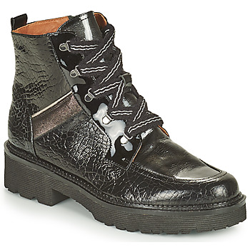 Παπούτσια Γυναίκα Μπότες Mam'Zelle ROLL Black