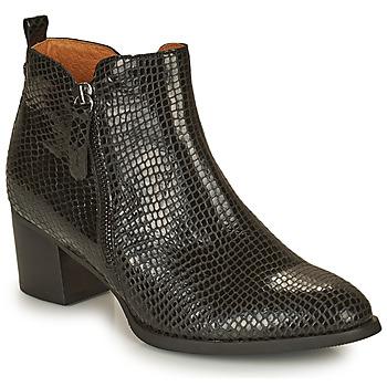 Παπούτσια Γυναίκα Μποτίνια Mam'Zelle TILIA Black
