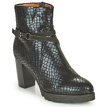 Παπούτσια Γυναίκα Μποτίνια Mam'Zelle UGA Black