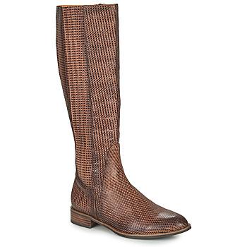 Παπούτσια Γυναίκα Μπότες για την πόλη Mam'Zelle SAPA Brown