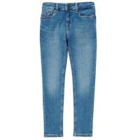 Υφασμάτινα Αγόρι Skinny jeans Tommy Hilfiger SIMON Μπλέ