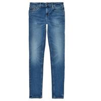 Υφασμάτινα Κορίτσι Skinny jeans Tommy Hilfiger JEANNOT Μπλέ