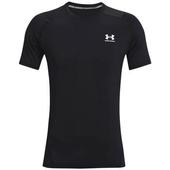 T-shirt με κοντά μανίκια Under Armour Heatgear Armour Fitted Short Sleeve