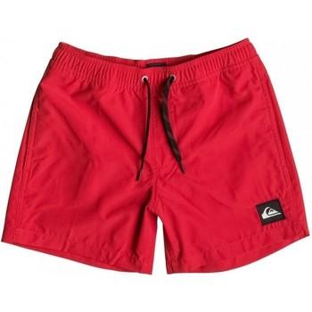 Υφασμάτινα Παιδί Μαγιώ / shorts για την παραλία Quiksilver Everyday 13 EQBJV03042 Red