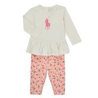 Υφασμάτινα Κορίτσι Σετ Polo Ralph Lauren FRENNO Multicolour