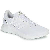 Παπούτσια Άνδρας Τρέξιμο adidas Performance RUNFALCON 2.0 Άσπρο