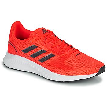 Παπούτσια Άνδρας Τρέξιμο adidas Performance RUNFALCON 2.0 Red / Black
