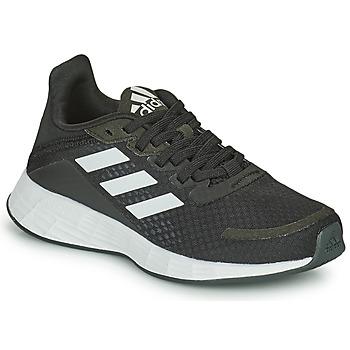 Παπούτσια Παιδί Τρέξιμο adidas Performance DURAMO SL K Black / Άσπρο