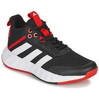 Παπούτσια Παιδί Basketball adidas Performance OWNTHEGAME 2.0 K Black / Red