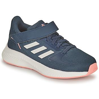 Παπούτσια Κορίτσι Τρέξιμο adidas Performance RUNFALCON 2.0 C Marine / Ροζ