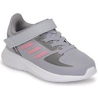 Παπούτσια Κορίτσι Τρέξιμο adidas Performance RUNFALCON 2.0 I Grey / Ροζ