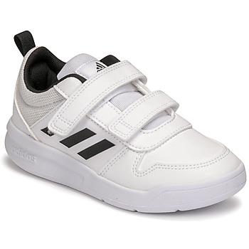 Παπούτσια Παιδί Χαμηλά Sneakers adidas Performance TENSAUR C Άσπρο / Black