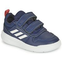 Παπούτσια Παιδί Χαμηλά Sneakers adidas Performance TENSAUR I Marine / Άσπρο